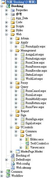 树形目录界面设计
