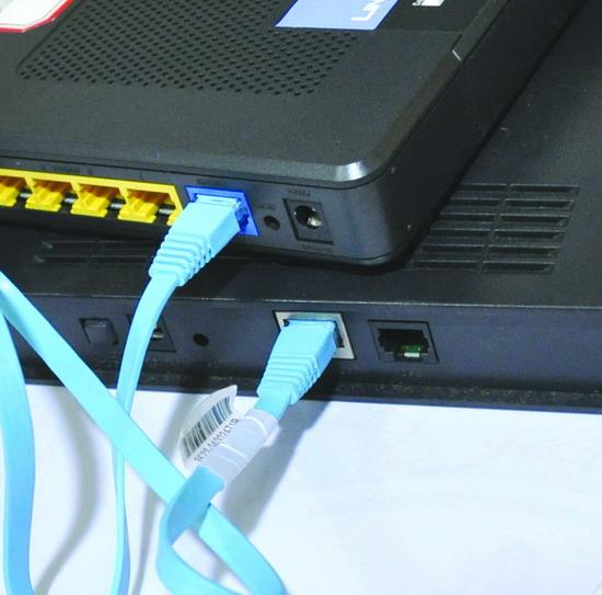 笔记本安装路由器的步骤