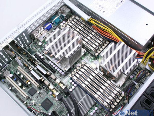 曙光至强5600服务器评测-图片欣赏