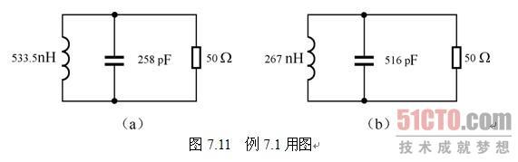 7.3.2 并联谐振电路(2)