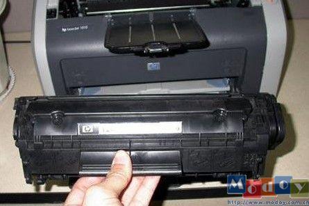 打印机硒鼓怎么拆