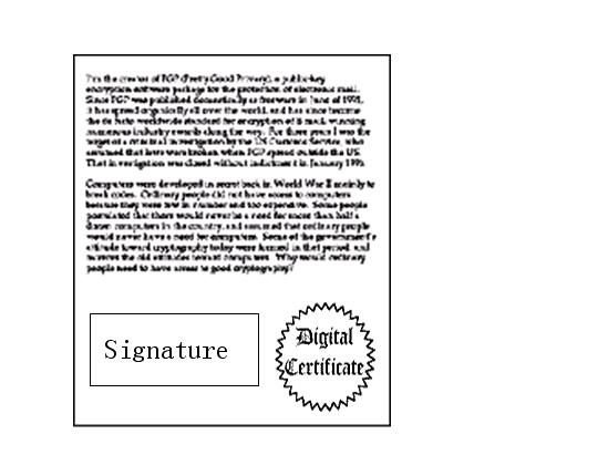 读故事:轻松理解数字签名和数字证书