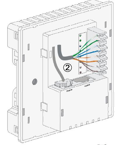 接线盒网线接法图解